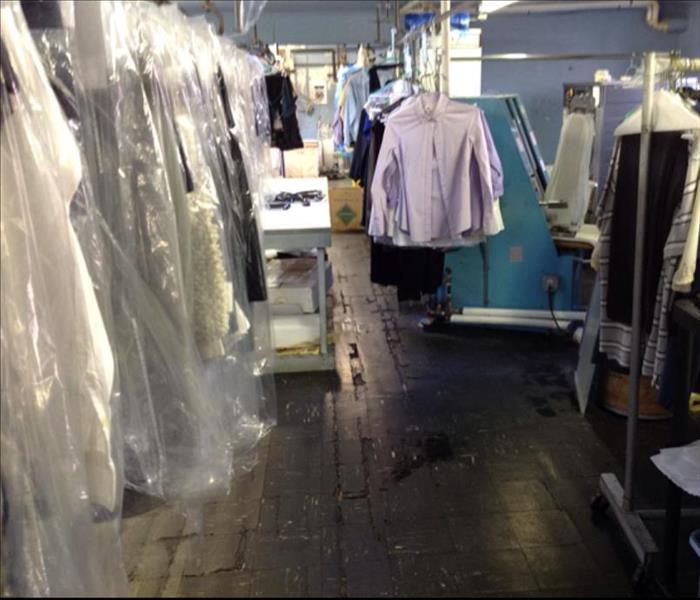 Electrical Fire in East Hampton Dry Cleaner After