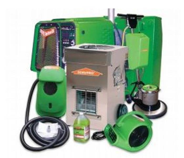 SERVPRO of The East End Uses State-of-the-Art Equipment