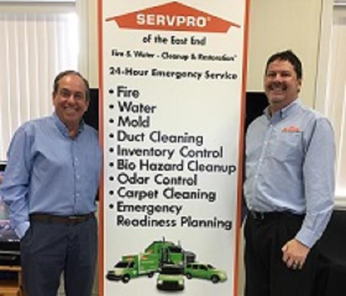 SERVPRO of The East End Welcomes Ken Dutton