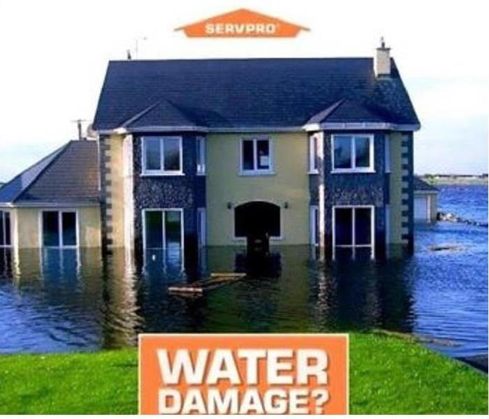 The SERVPRO Water Restoration Process