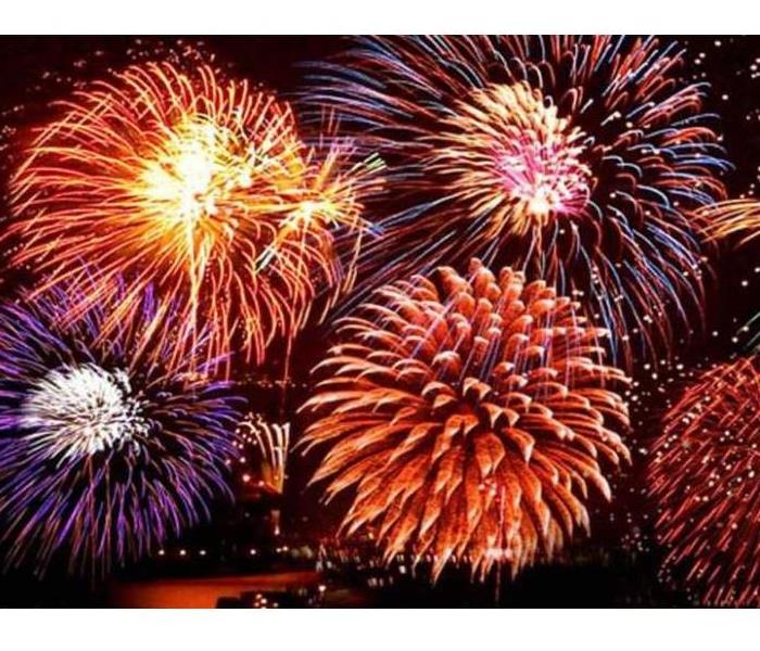 Fire Damage Safety Tips for New Year's Eve