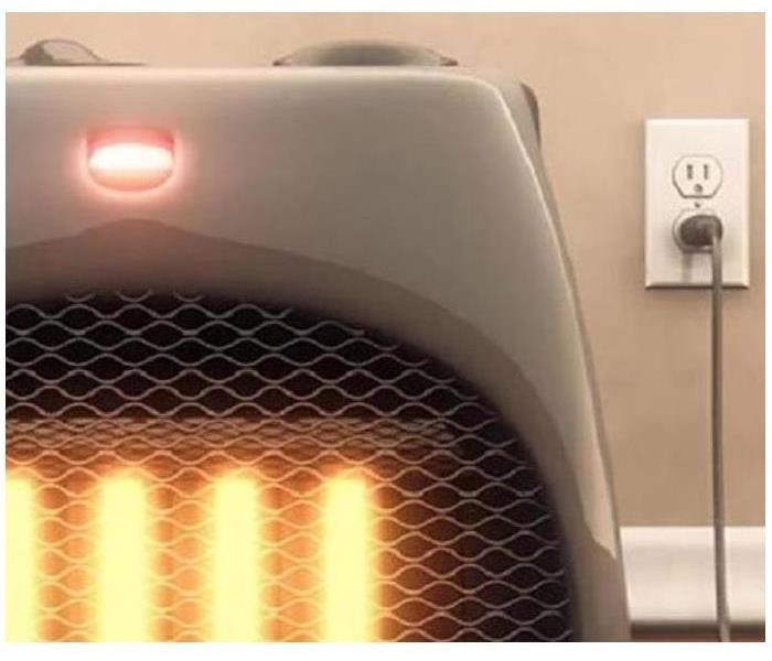 Fire Damage Space Heaters Need Their Space