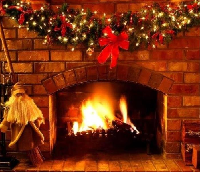 Fire Damage Holiday Fire Safety Tips 2018