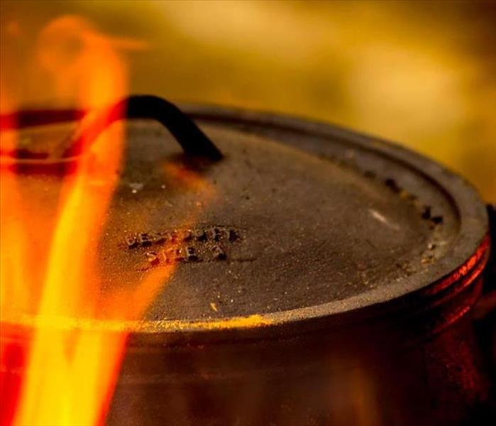 Fire Damage Holiday Cooking is a Leading Cause of Home Fires