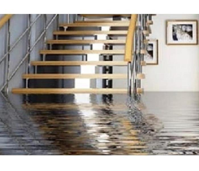 Water Damage SERVPRO of The East End is Faster to Your East End Water Damage Event